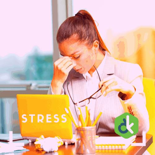 WORK stress OkayRelax